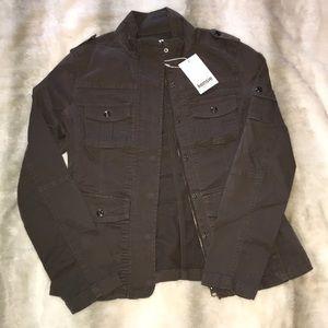 NWT - Kensie Jeans Utility Jacket